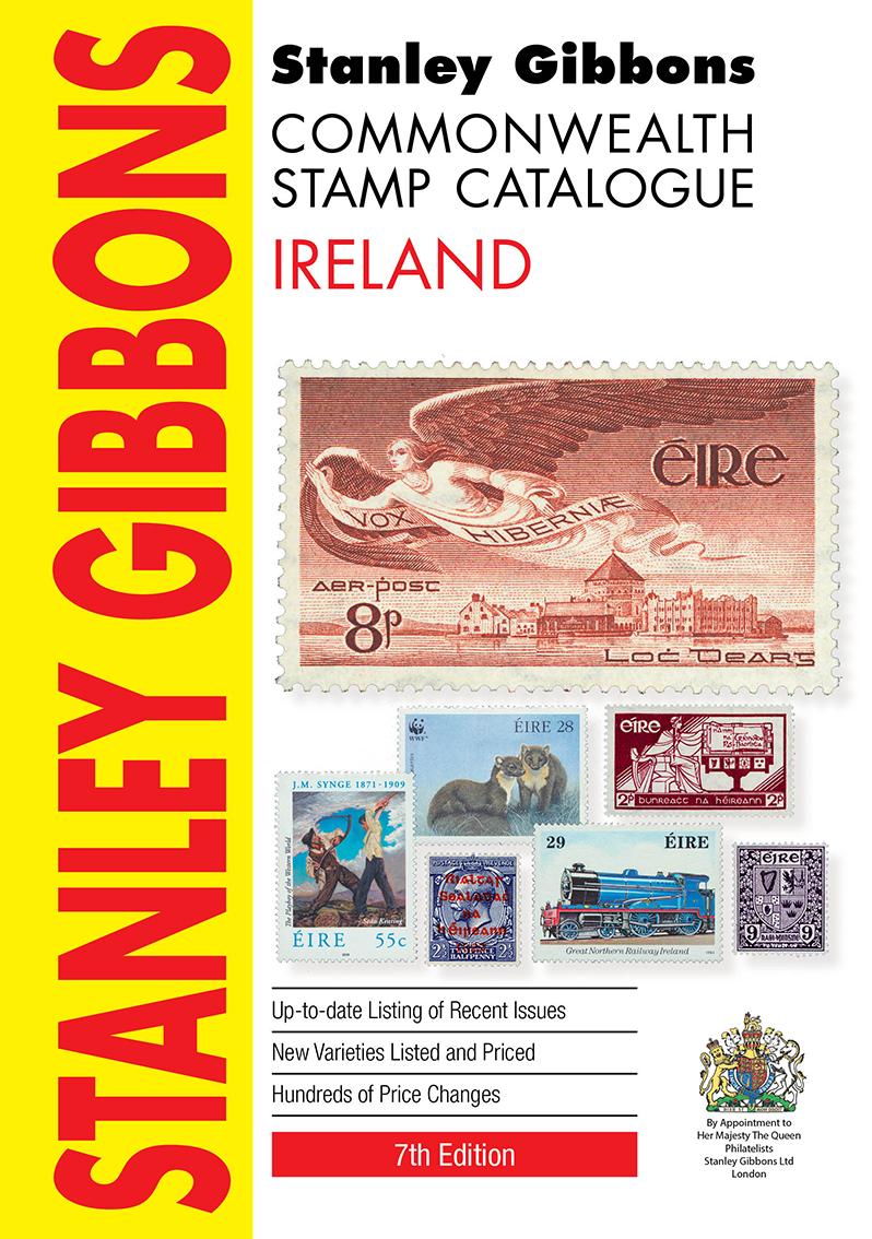 Ireland Stamp Catalogue 7th Edition