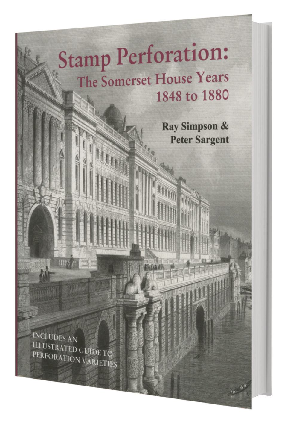 Stamp Perforation The Somerset House Years 1848-1880